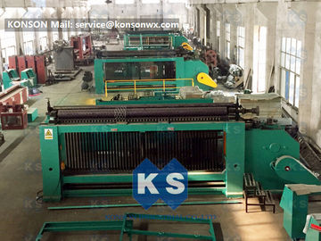 Low Noise Gabion Machine PLC Automatic Control Smooth Operation High Effficiency