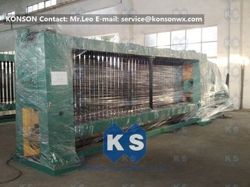 Çin Heavy Duty Hexagonal Wire Netting Machine For Steel Rod With Automatic Stop System Tedarikçi