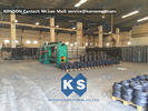22kw 80 X 100mm Hexagonal  Wire Netting Machine With PLC Control System
