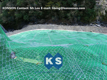 Çin Heavy Duty Hexagonal Welded Wire Mesh Netting For Gabion Mesh Fencing Fabrika